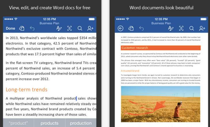 microsoft-word-app-iphone-ipad-free