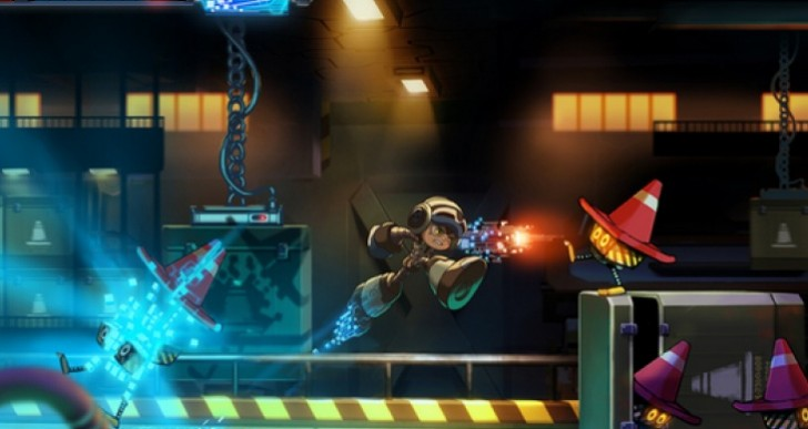 Mighty No 9 physical disc anger from backers