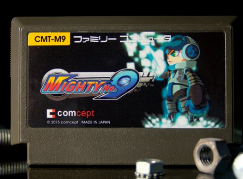 Awesome custom art for a SNES version