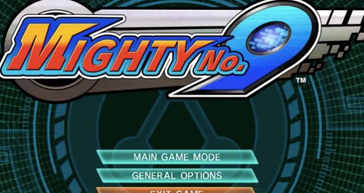 Mighty No 9 demo with 1 hour gameplay stream