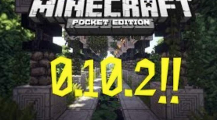 Minecraft PE 0.10.2 iOS update for bug fixes