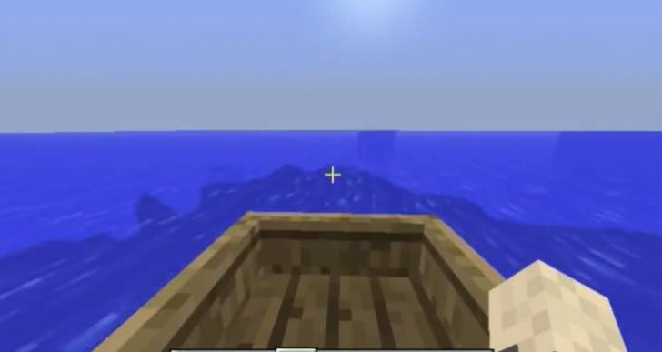 Minecraft PE 0.11.0 update for boats and skins hype