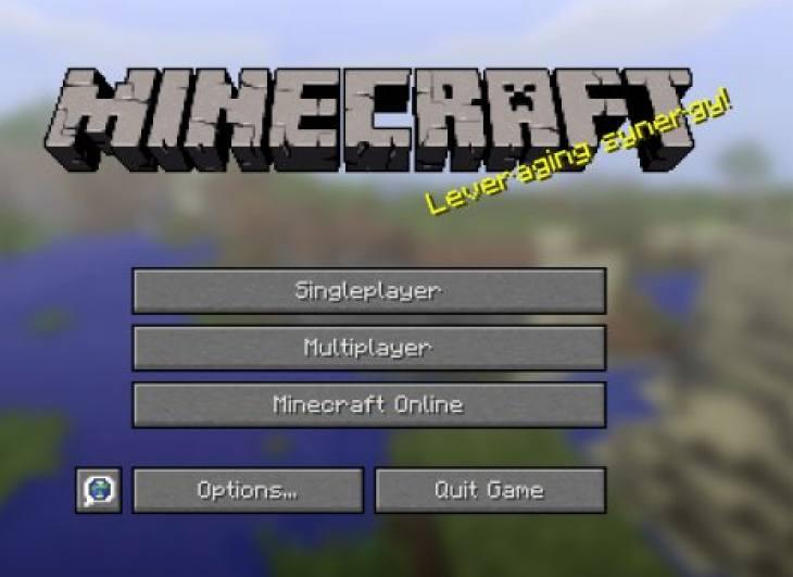 minecraft how to change pw