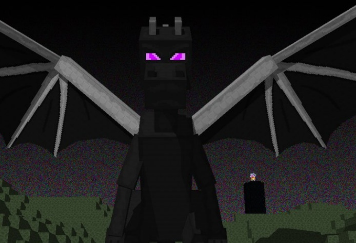 Minecraft Xbox 360 Title Update 9 adds Ender Dragon joy