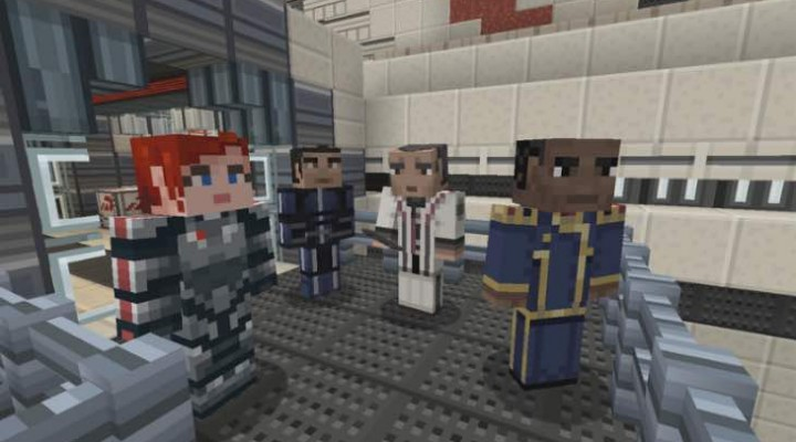 Minecraft DLC PS4, PS3 release time for UK today