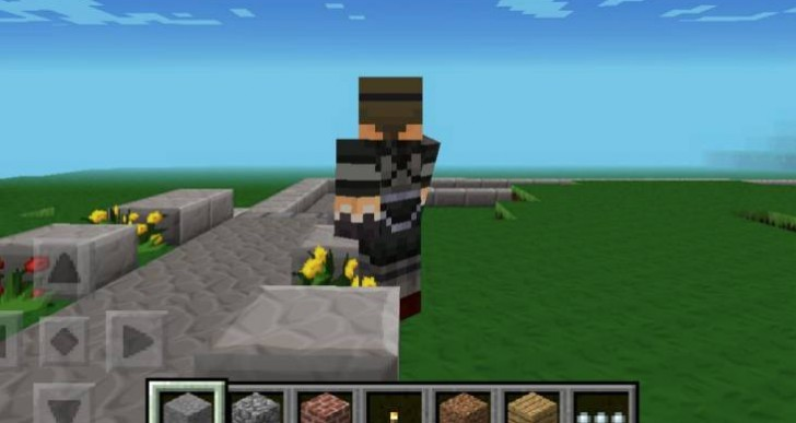Minecraft PE 0.10.0 release date hype for player skins