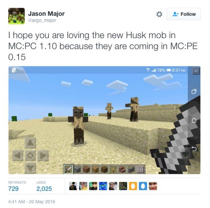 minecraft-pe-0.15.0-husk-mob