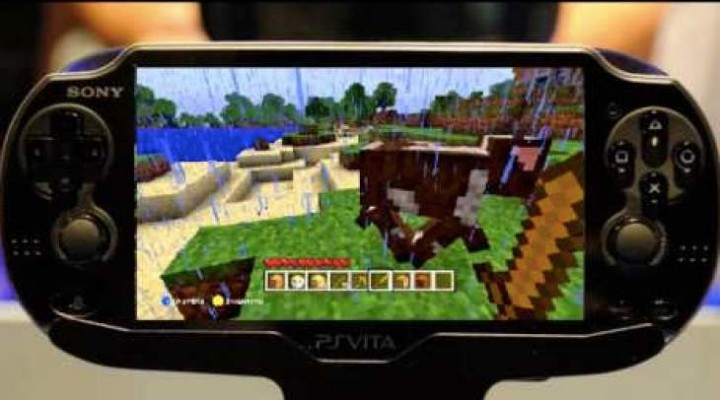Get ready for the Minecraft PS Vita 1.13 update