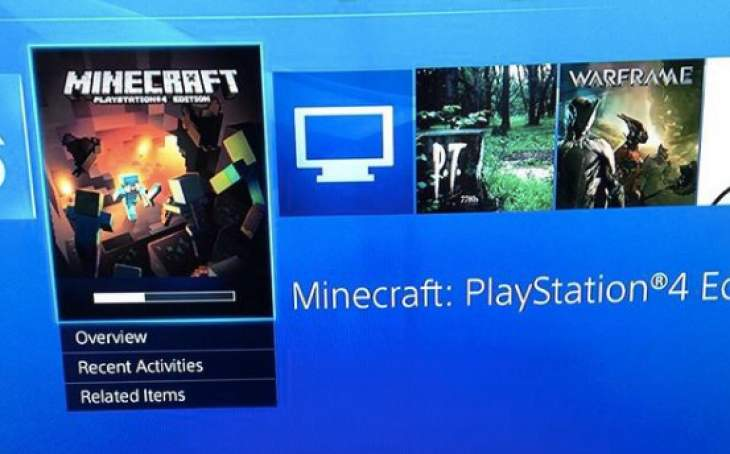 how to play minecraft on ps4