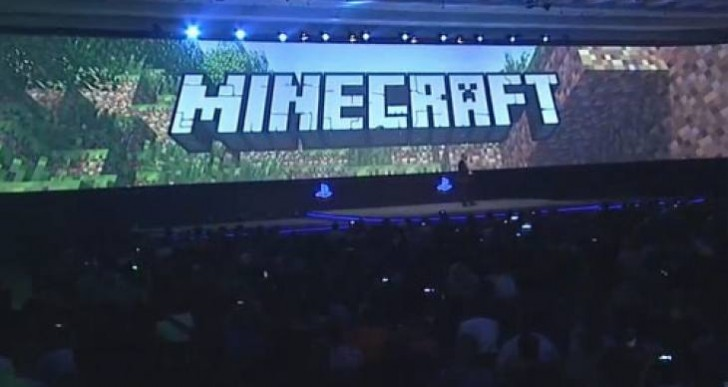 Minecraft PS4 Vs Xbox One 1080p, 60FPS