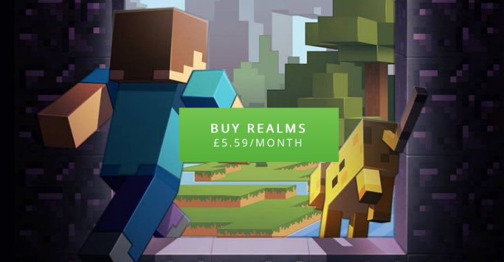 minecraft-realms-pe-price
