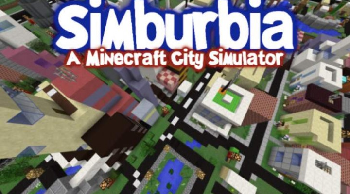Minecraft 1.8 update with Sim City dreams