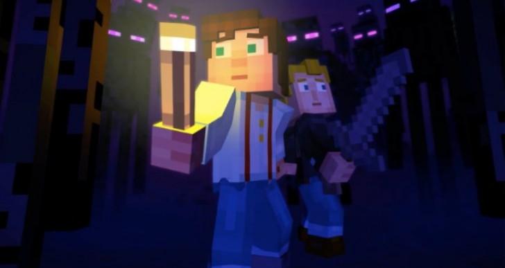 Minecraft Wii U Story Mode release date update