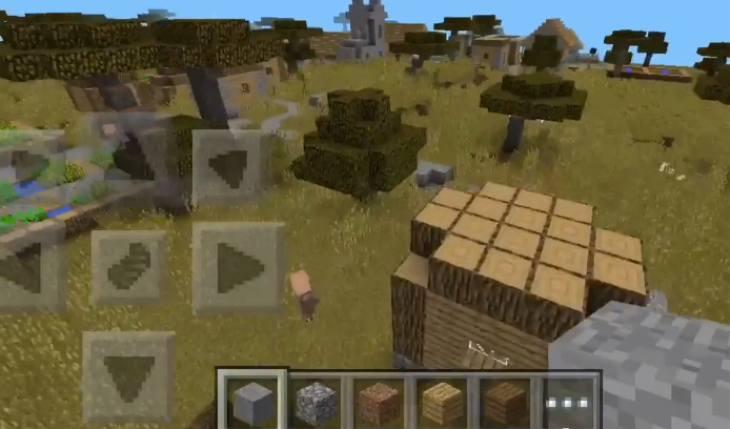minecraft-village-seed