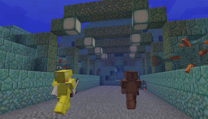 Minecraft Wii U Update 1 8 8 Notes With Tu31 On Hold