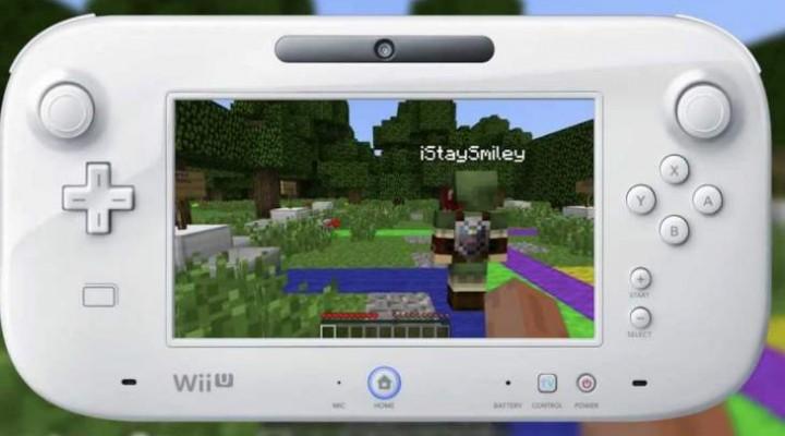 Minecraft Wii U Edition Vs PS4, Xbox One demand
