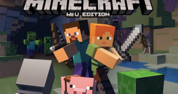 Minecraft Wii U Edition release with Add-on packs list