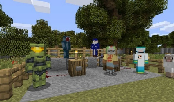 Minecraft Xbox 360 title update 8 about to release