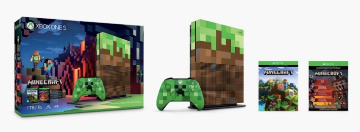 minecraft-xbox-one-s-bundle-contents