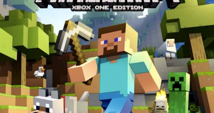 Minecraft Xbox One live with upgrade, transfer guide