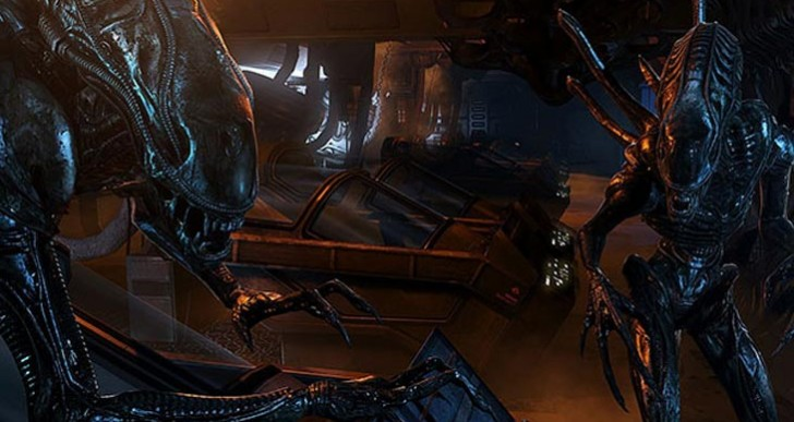Mixed Alien: Isolation reviews arrive