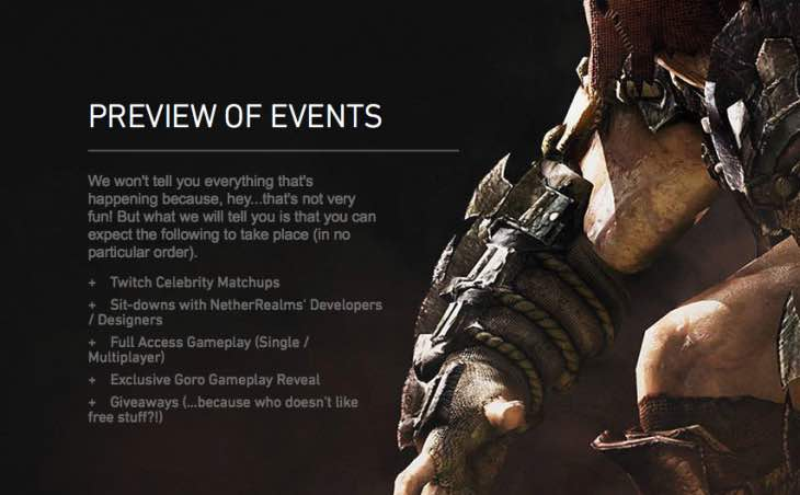 mkx-all-access-event