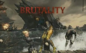 MKX Brutality gameplay and Johnny Cage teased