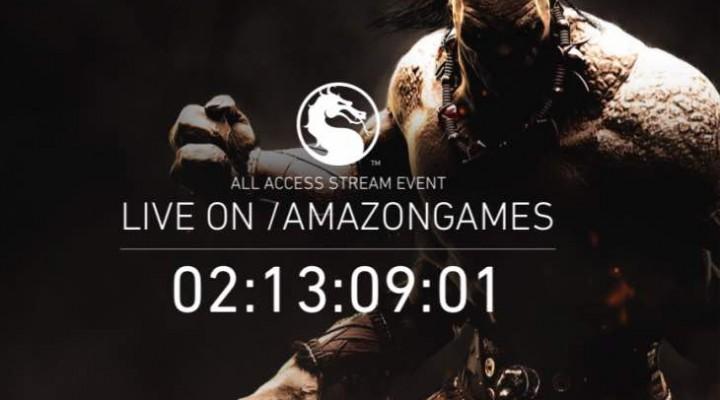 Mortal Kombat X Goro gameplay countdown for US, UK