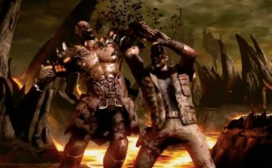 Mortal Kombat X Shinnok as boss only or playable?
