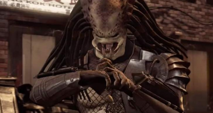 Predator MKX DLC release time for PS4, Xbox One