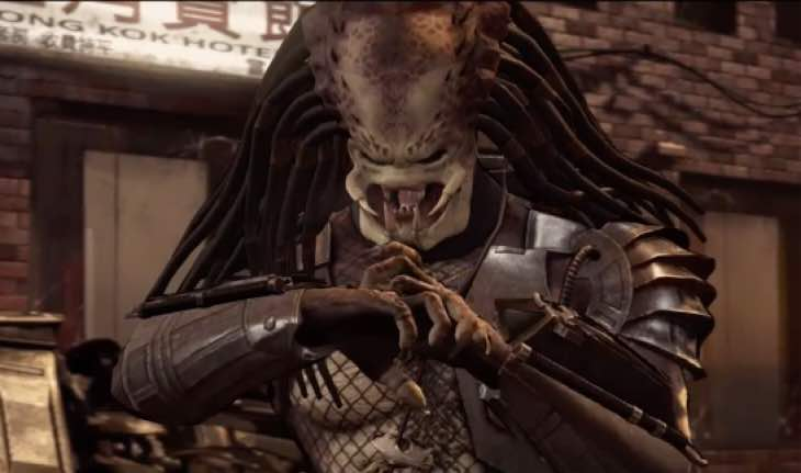 Predator MKX DLC release time for PS4 Xbox One Product