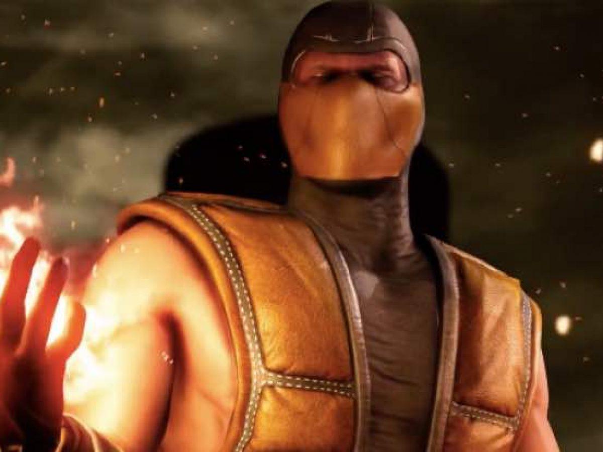 mortal kombat x scorpion fatality ps4