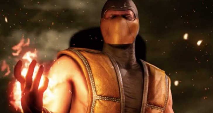 Unlock Scorpion toasty fatality in MKX