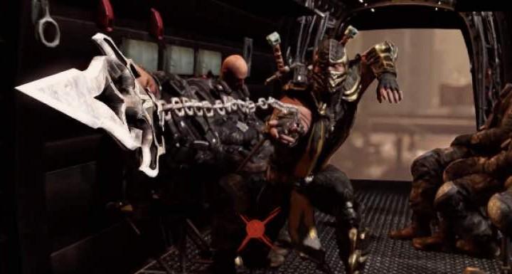 Mortal Kombat X story mode looks fantastic