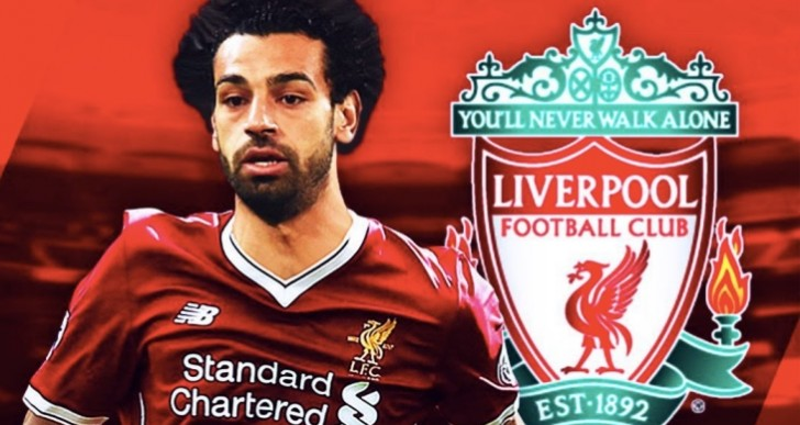 Salah FIFA 18 rating after Liverpool transfer joy