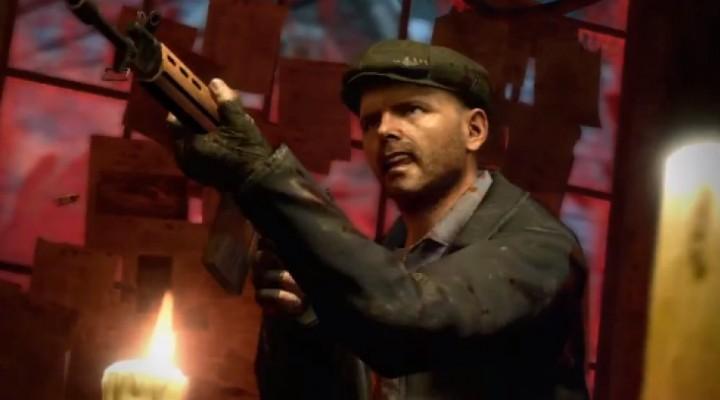 Mob of the Dead zombies gameplay tease lacks Tony Soprano