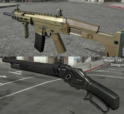 Modern Warfare 3 Guns: Leaked Screens Show MW2 Revamps