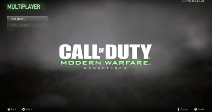 Modern Warfare Remastered new maps update hoax
