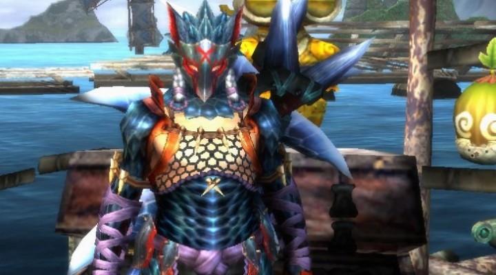 Monster Hunter 3 Ultimate transfer save status update