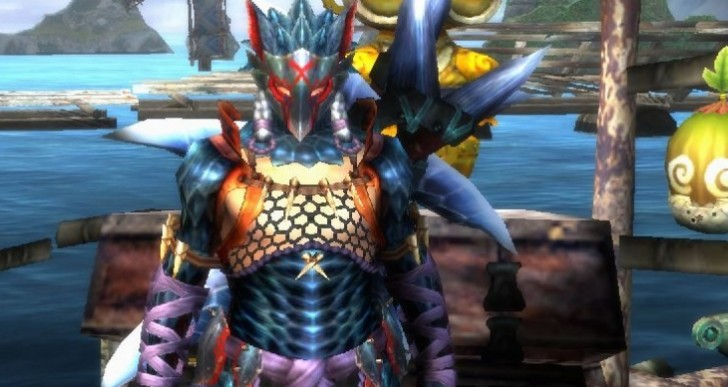 Monster Hunter 3 Ultimate transfer save status update