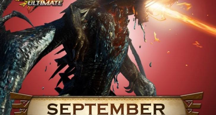 Free Monster Hunter 4 Ultimate September DLC list