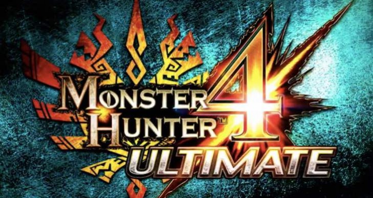 Monster Hunter 4 Ultimate demo code shares