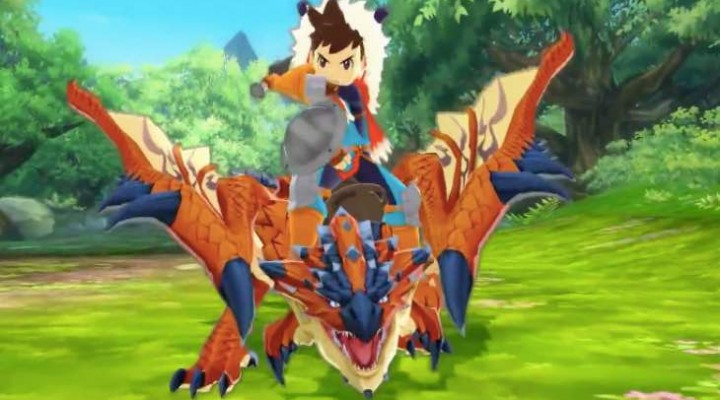 3DS reaction to Monster Hunter Stories art style