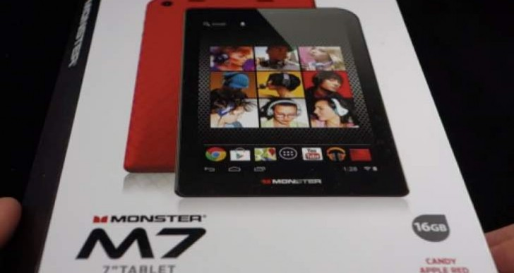 Monster M7 Tablet charging port, freeze problems persist