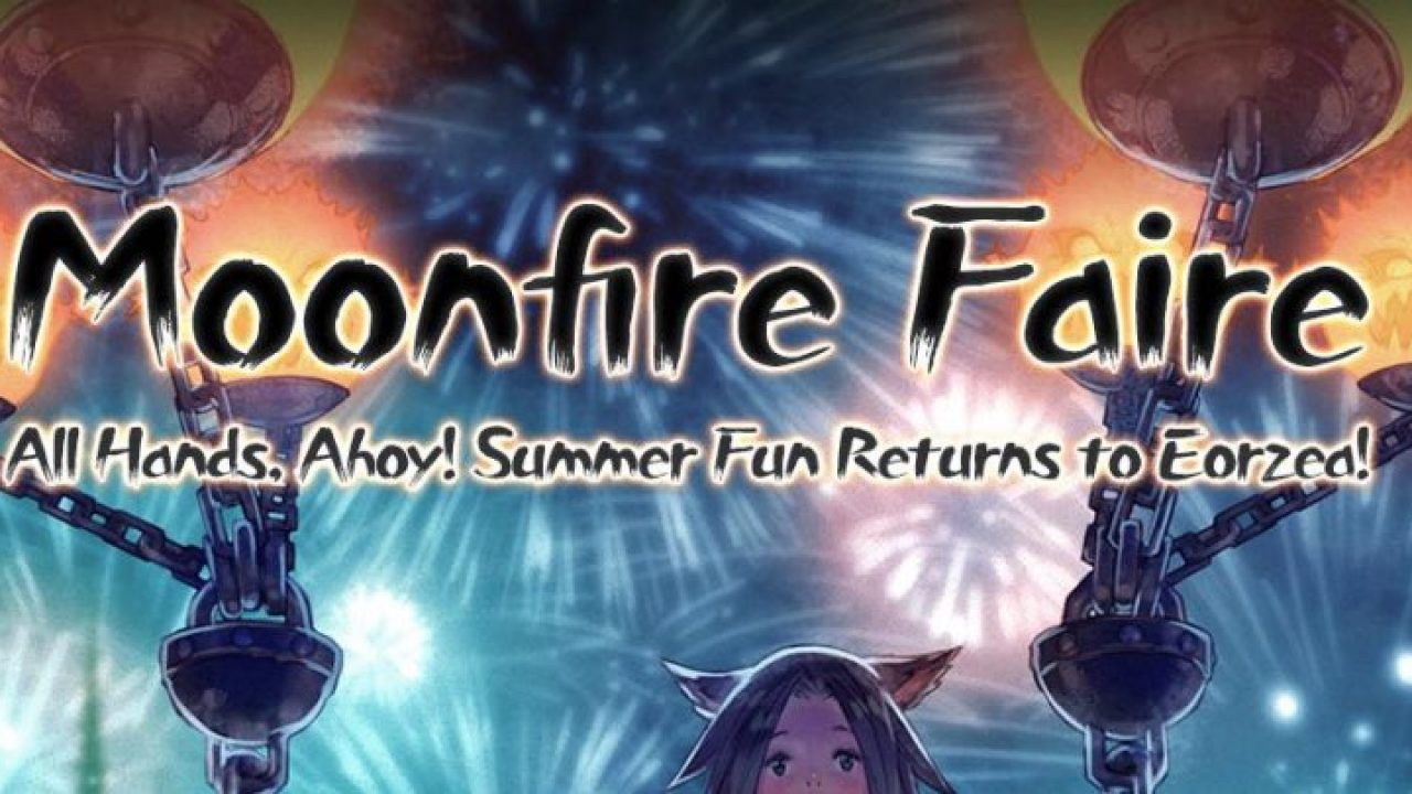 FFXIV Moonfire Faire 2015 with Battered Fish recipe – Product