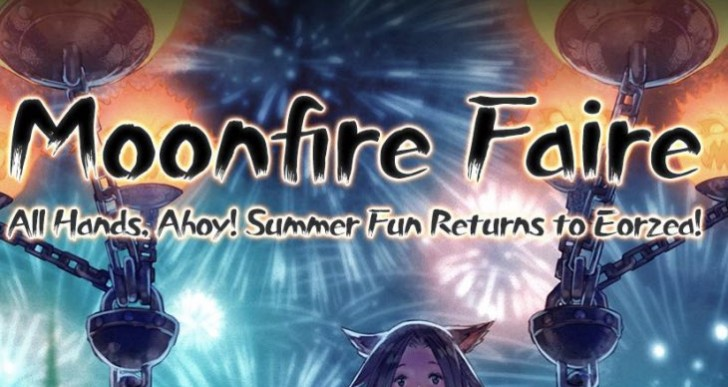 FFXIV Moonfire Faire 2015 with Battered Fish recipe
