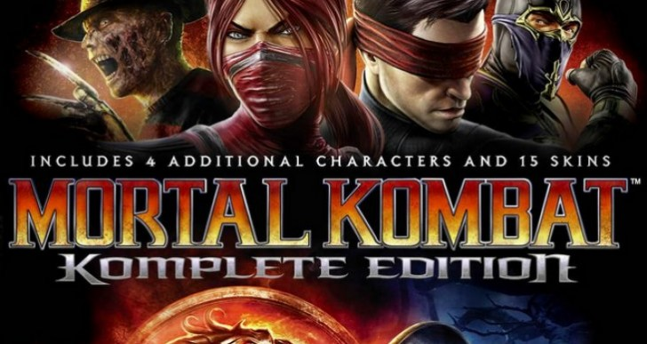 Mortal Kombat Komplete PC joy needs Mod confirmation