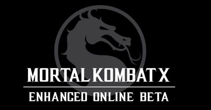 Mortal Kombat X Enhanced Online beta sign up and codes