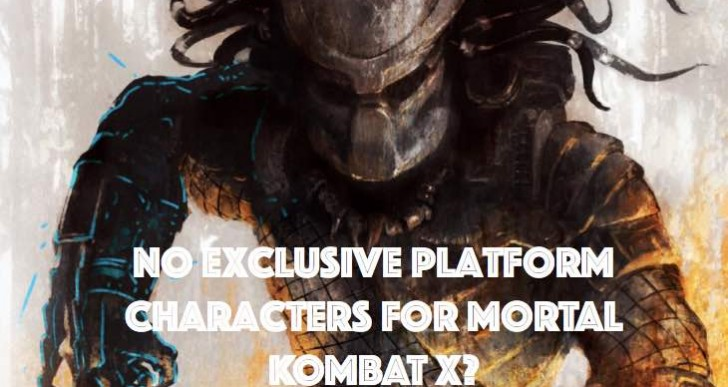 Mortal Kombat X on PS4, Xbox One without exclusive character