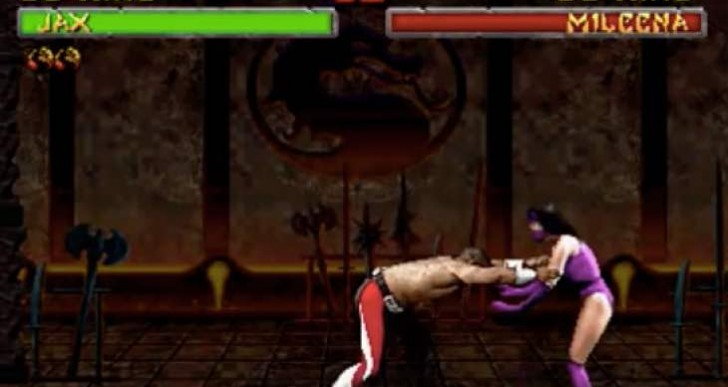 Jax Arm Rip fatality in MKX on PS4, Xbox One